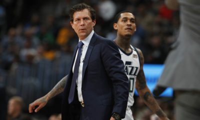 Jordan Clarkson and the Utah Jazz will take on the Sacramento Kings on the road