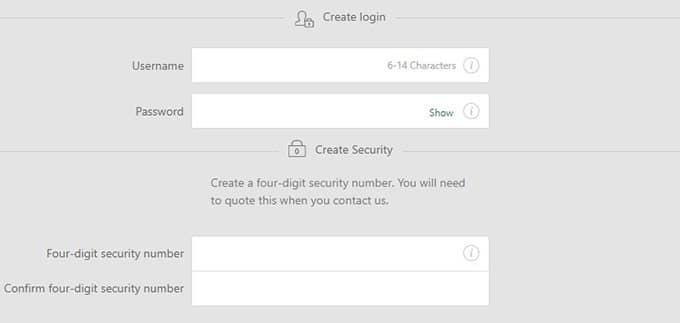 Bet365 Registry Step 3