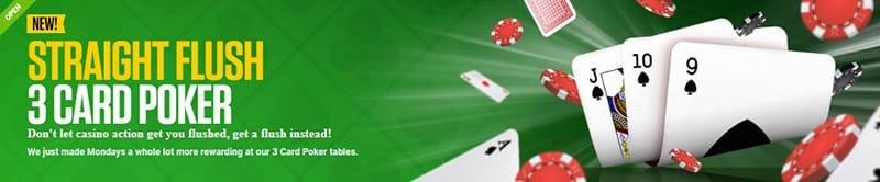 BetUS Poker Promo Code