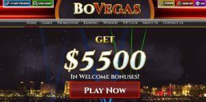 BoVegas Sign Up Online