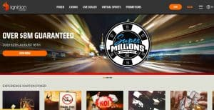 Ignition Casino Online Roulette