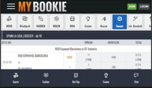 MyBookie Sports Betting App
