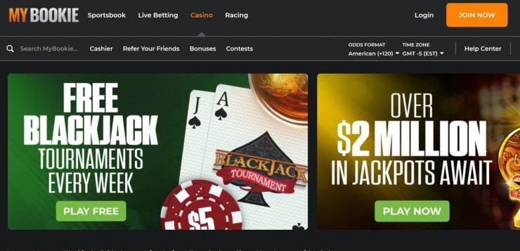 MyBookieOnline Casino