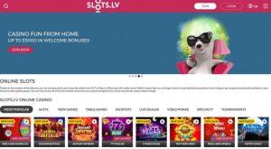 Slots.lv Online Casino