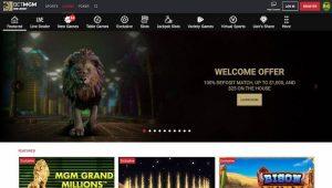 BetMGM wv Online Casino