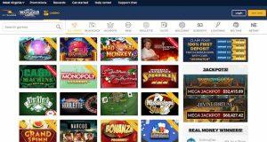 BetRivers Online Casino West Virginia