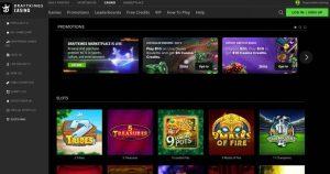 DraftKings wv Online Slots