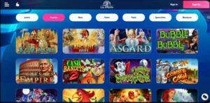 Las Atlantis Mobile Casino App