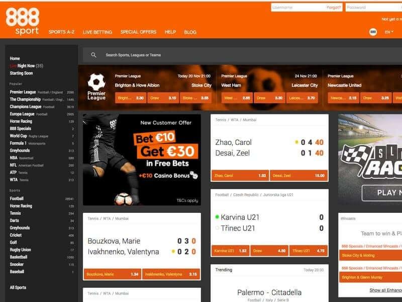 888sport meilleur site de paris sportifs canada