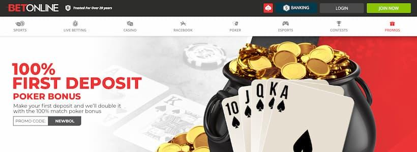 First Deposit Bitcoin Poker Casinos image