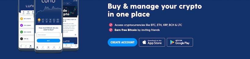 Luno exchange Bitcoin casinos image