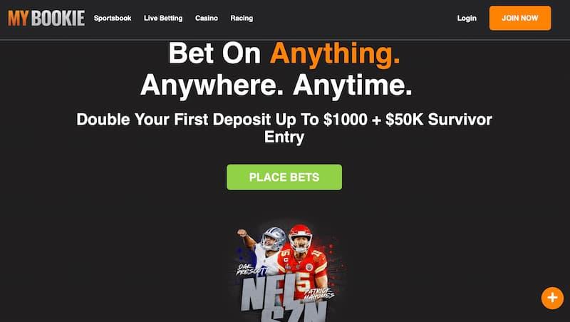 MyBookie Sports Betting Vermont