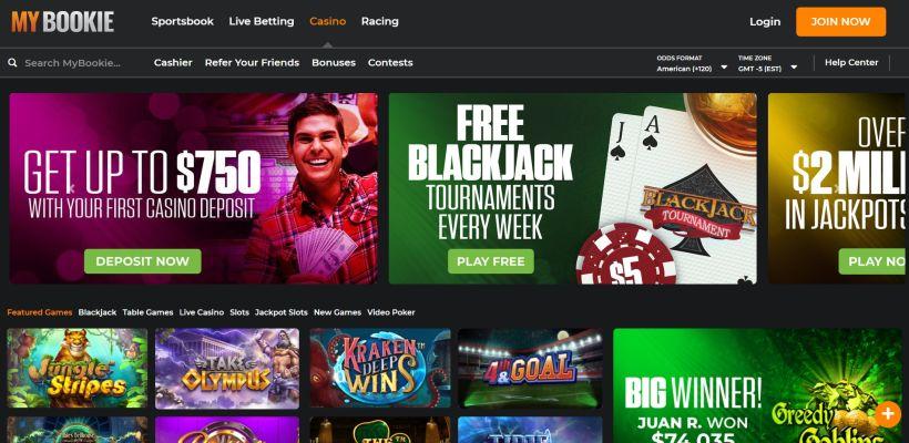 Mybookie-casino-main-lobby