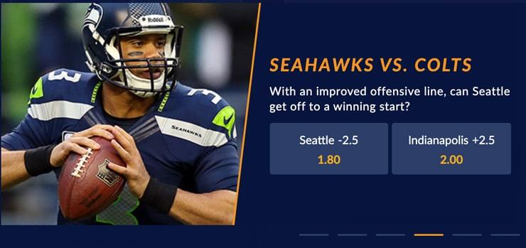 NFL Betting (SIA)