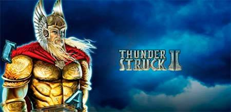 Thunderstruck 2 by Microgaming