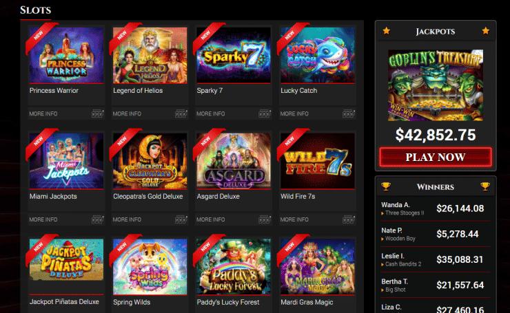 juegos de casino gratis para jugar en linea