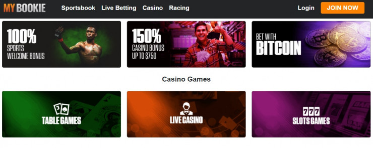 my bookie casino usa