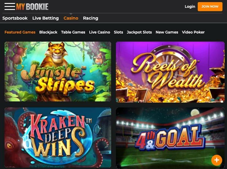 Mybookie Casino Apps