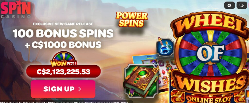 casino en ligne free spin sans depot