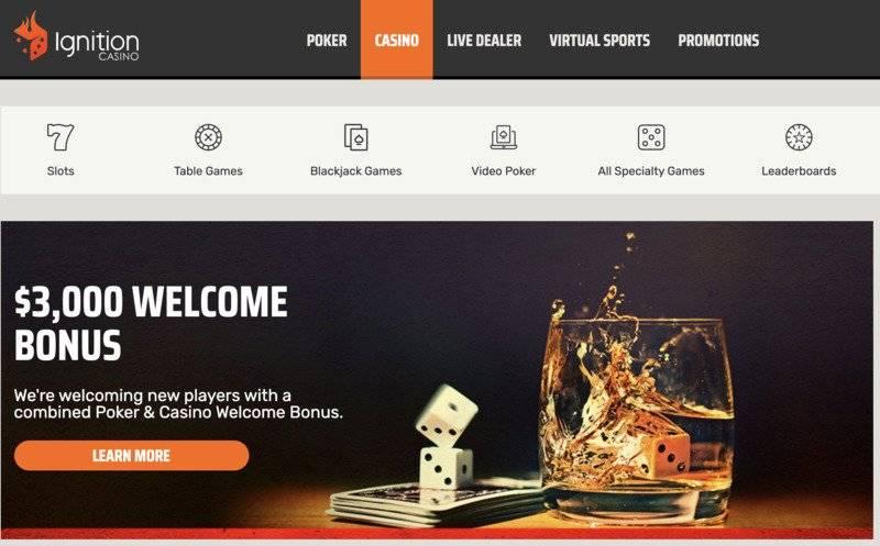 Ignition Online Casino Illinois