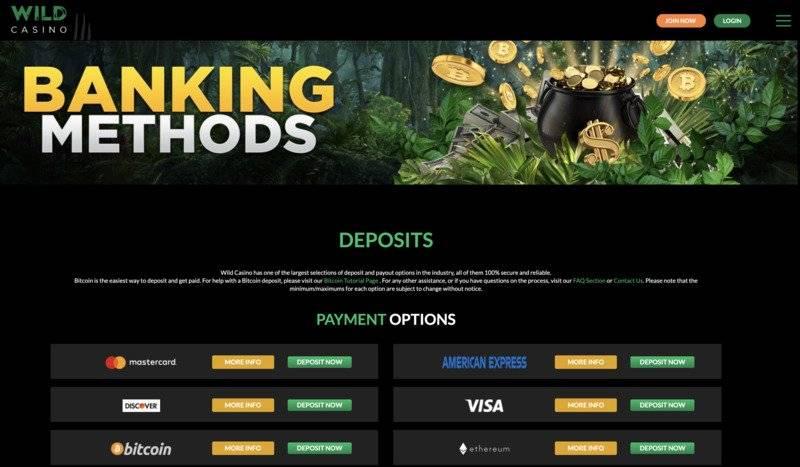 Illinois Casino Deposit Methods