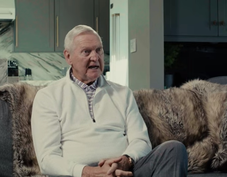Jerry West cannot believe the Suns and Kings passed on Luka Doncic