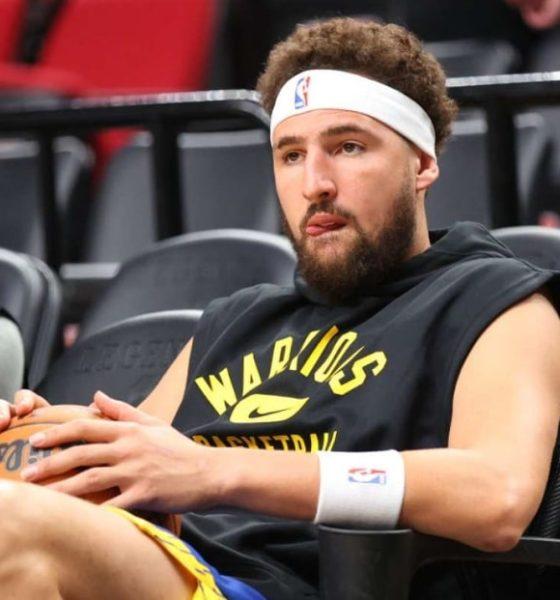 "Klay Thompson: ""I should be on the NBA's 75th Anniversary Team"""