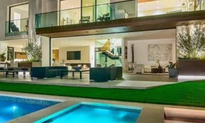 Lakers co-owner Jesse Buss lists Los Angeles mansion for $10.9 million