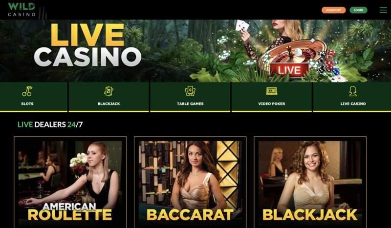 Play Live Casino Illinois