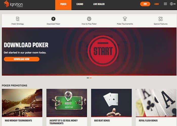 ignition casino arizona homepage