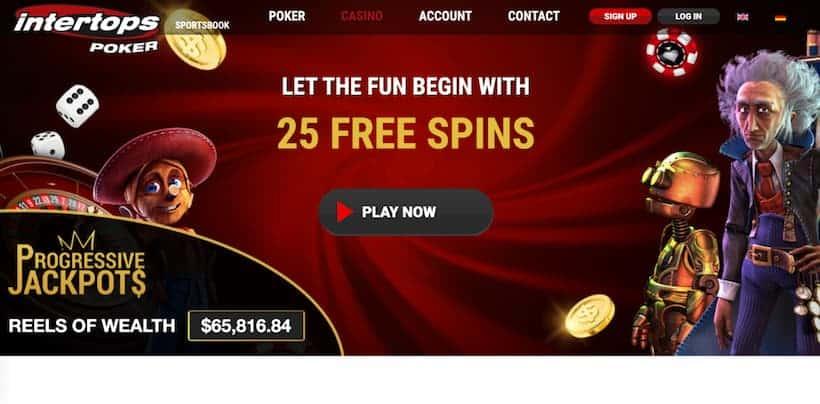 intertops-casino-homepage