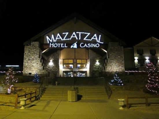 mazatzal casino resort arizona