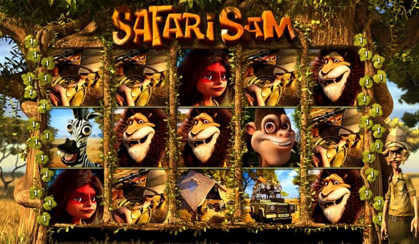 safari-sam-3D-slot-from-betsoft